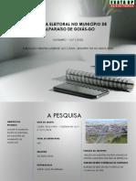Pesquisa - Valparaiso - 13NOV2020
