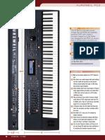 Keyboard Magazine 2008-12 (Kurzweil PC3 Review)