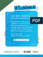 E-book Dores Crônicas
