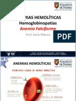 Aula 6 - Hematologia Farmácia - Anemia Falciforme