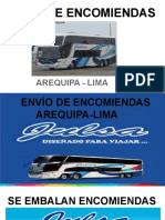 JULSA - MODELO DE AFICHE DE TRANSPORTE