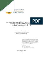 Castro, Calmon-Estudo De Estratégias De Controle De Estoque Com Otimização Via A.G.