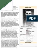 Edgard Varèse — Wiki