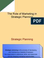Corporate Strategic Planning