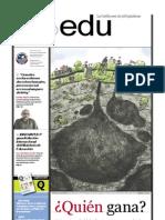 Nacionalización en debate, PuntoEdu. 15/05/2006