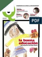Caritas felices (Suplemento Q), PuntoEdu. 01/05/2006