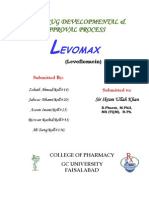 FINAL PROJECT LEVOFLOXACIN