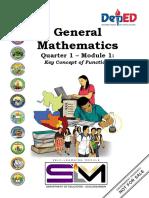 General Mathematics 1