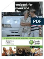 Legal Handbook for LGBT Floridians and Their Families