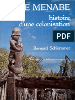 menabe et colonisation