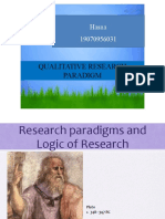 Qualitative Research Paradigm_13 Sep 19