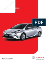 Manual do Proprietário Prius