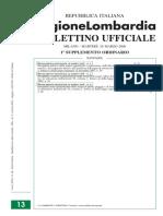 regolamenti Regione Lombardia Acque