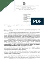 Integrazione Nota Su Contrattazione Istituto