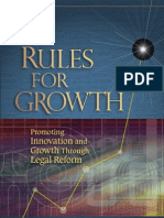 Rules for Growth