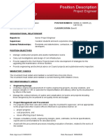 Project Engineer PD