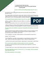 FISA DE DOCUMENTARE-ETAPELE INTOCMIRII UNEI SC