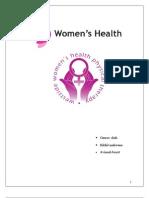 WOMEN health 1