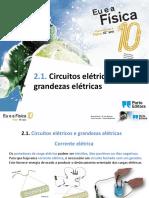 Circuitos eletricos e grandezas eletricas