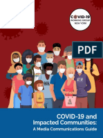 COVID-19 and Impacted Communities
