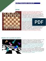 Ajedrez - Iniciación - Resumen
