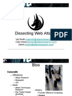 BlackHat DC 09 Valsmith Colin Web Attack Disection Slides