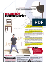 El amor como arte (Suplemento Q), PuntoEdu. 18/09/2006
