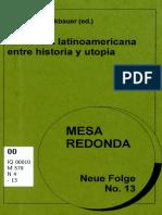SONJA M. STECKBAUER (ed.)-La novela latinoamericana entre historia y utopía