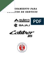 41 Manual de servicio Caliber