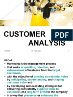 23609566 Customer Analysis