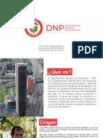 Exposición DNP
