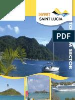 Invest Saint Lucia Tourism Brochure Revised