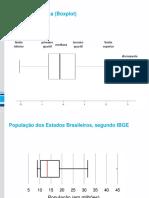 3 - Estatistica - Medidas de Posição e Dispersão