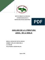 Texto legal IBLD