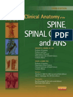 Clinical Anatomy of Spine , Spinal Cord & ANS.pdf