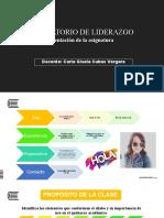 PRESENTACIÓN DE LABORATORIO DE LIDERAZGO