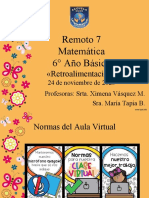 PPT REMOTO 7_5 AÑO.ppt