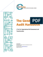 Gender Audit Handbook 2010 Copy