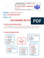Figures de style 8 oct 2020 1èreL