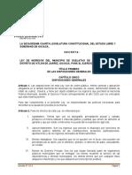 2010 Ley de ingresos DLXIV_1213