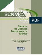 Cuentas Nacionales