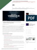 Windows 10 (2020) 20H1 (AIO) Pre-Activado Agosto 2020 [Mega]
