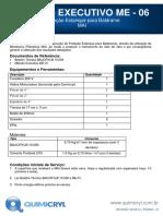 ME06 - Proteção Estanque para Baldrame  - 2 pags