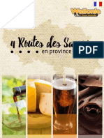 4 Routes des Saveurs en Province de Liège