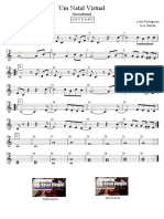 Jerusalema Um Natal Virtual Partitura Educacao Musical Jose Galvao