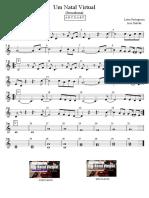 Jerusalema Um Natal Virtual Partitura Educacao Musical Jose Galvao