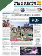 Gazzetta Di Mantova 15 Agosto 2019