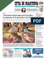 Gazzetta Di Mantova 17 Agosto 2019
