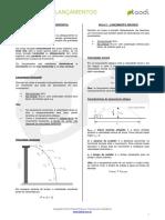 Cinemática - Lançamentos.pdf
