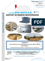 2018-206-SENEBATI-Rapport-Reconnaissance géotechnique d'une parcelle de 3 ha à Diamniadio-G1ES-revpsc